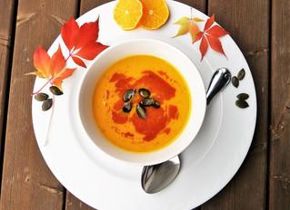 La saison de la soupe est officiellement ouverte !