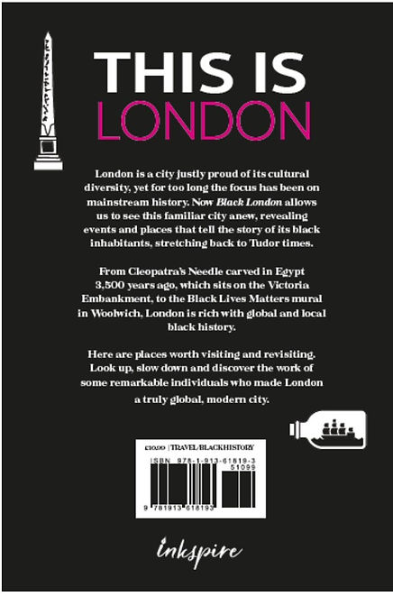 Book Back Black London