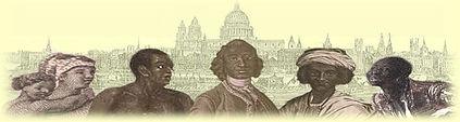 Black African men, turban, women