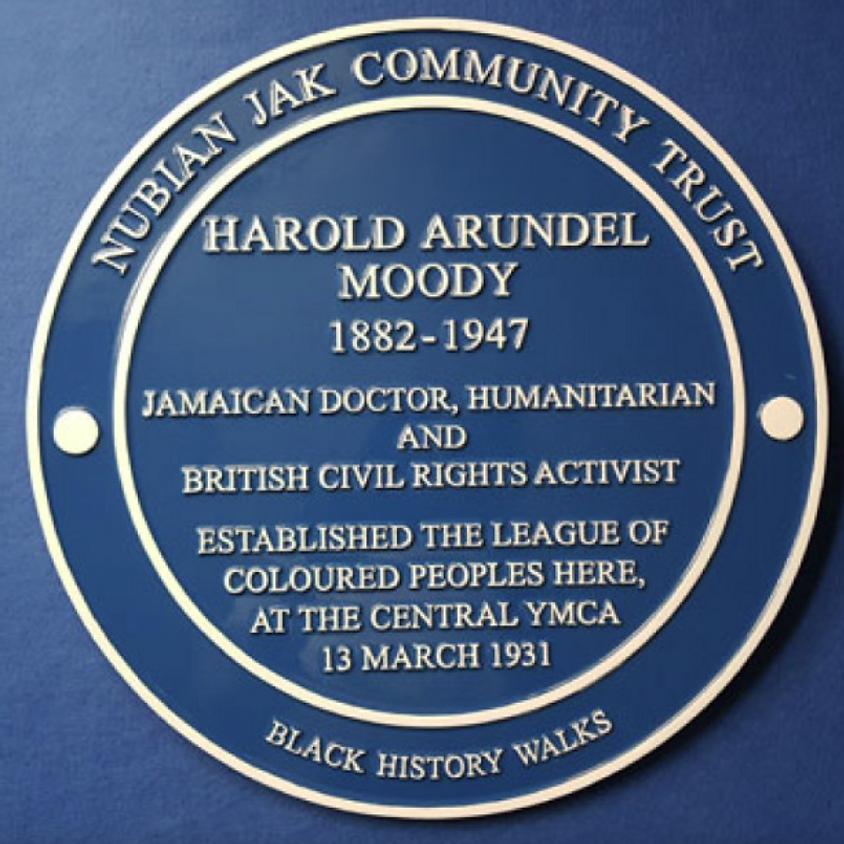 Black History of Camden Walk