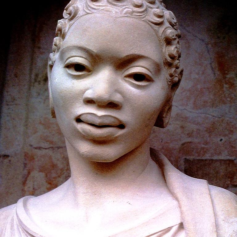 Black Statues Around London