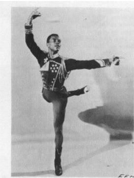 Arthur Mitchell in dancing pose.JPG