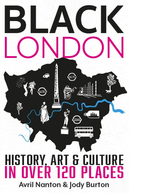 Book Front Black London