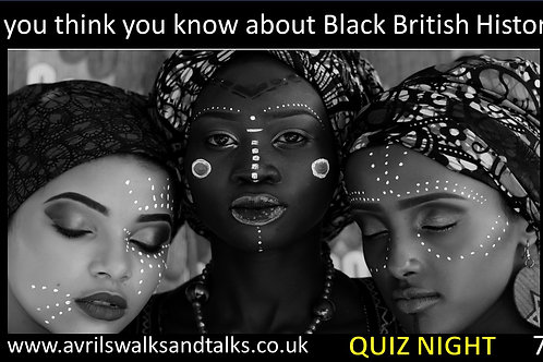 So You Think You Know About Black British History?