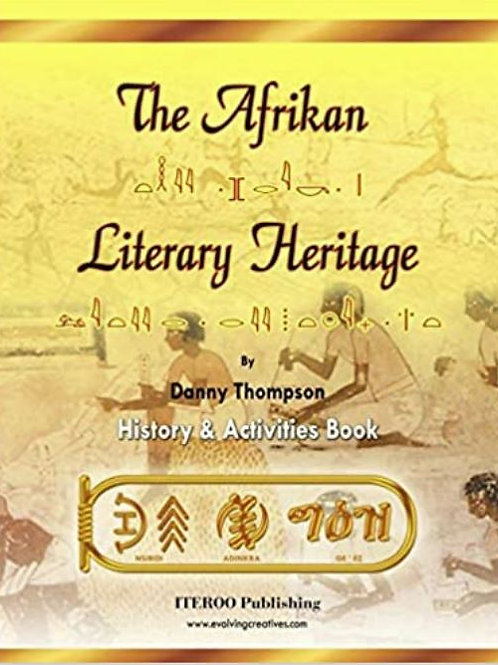 Afrikan Literary Heritage Presentation