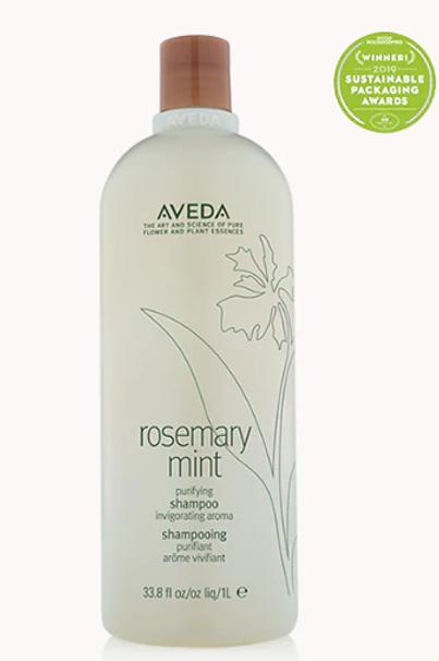 rosemary mint purifying shampoo 33.8 fl oz