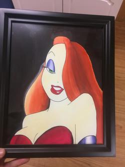 Jessica Rabbit by Mandy