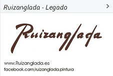 Ruizanglada - Legado artístico.