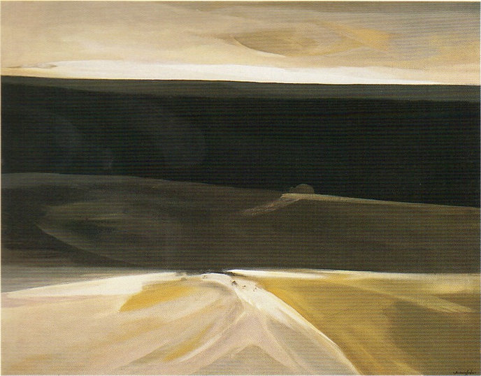 Ruizanglada - Paisaje Serie Negra I