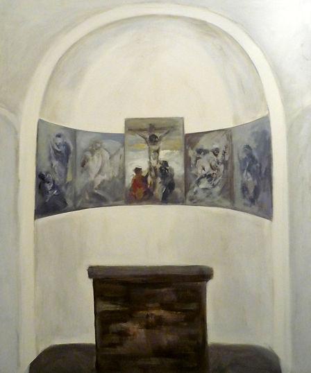Ruizanglada - Motivo religioso II 147x114