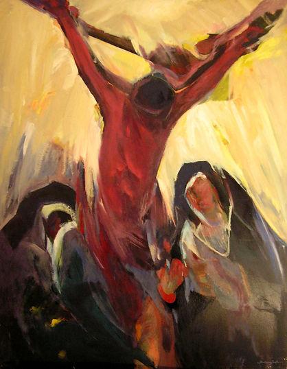 Ruizanglada - Visión de Santa Teresa de Jesús 135x104