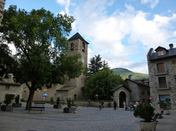 Ruizanglada - Iglesia de Benasque