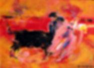 Ruizanglada - Taurino 28x39