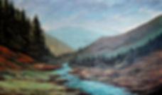 Ruizanglada - Paisaje 145,5x89,5cm NXXX373