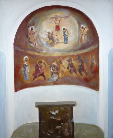 Ruizanglada - Motivo religioso III 145x112