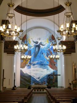 Ruizanglada Retablo Iglesia Benasque