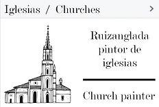Ruizanglada pintor de iglesias
