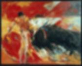 Ruizanglada - Al natural 73x92 acrílico sobre lienzo.