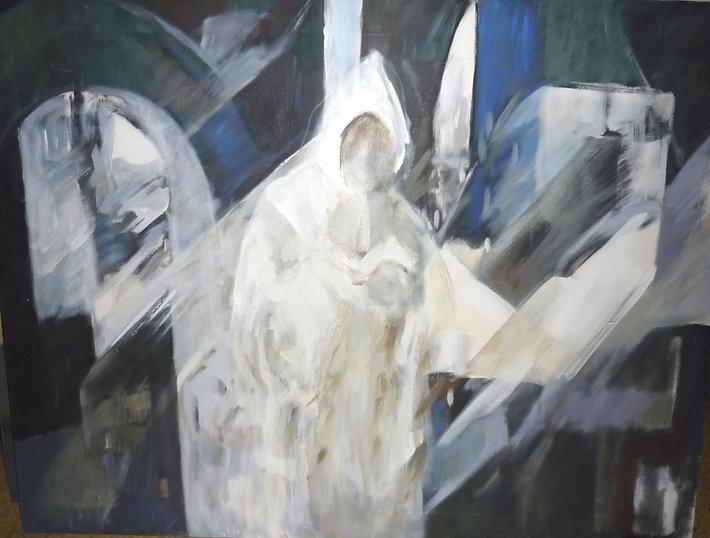 Ruizanglada - Monje 89x116