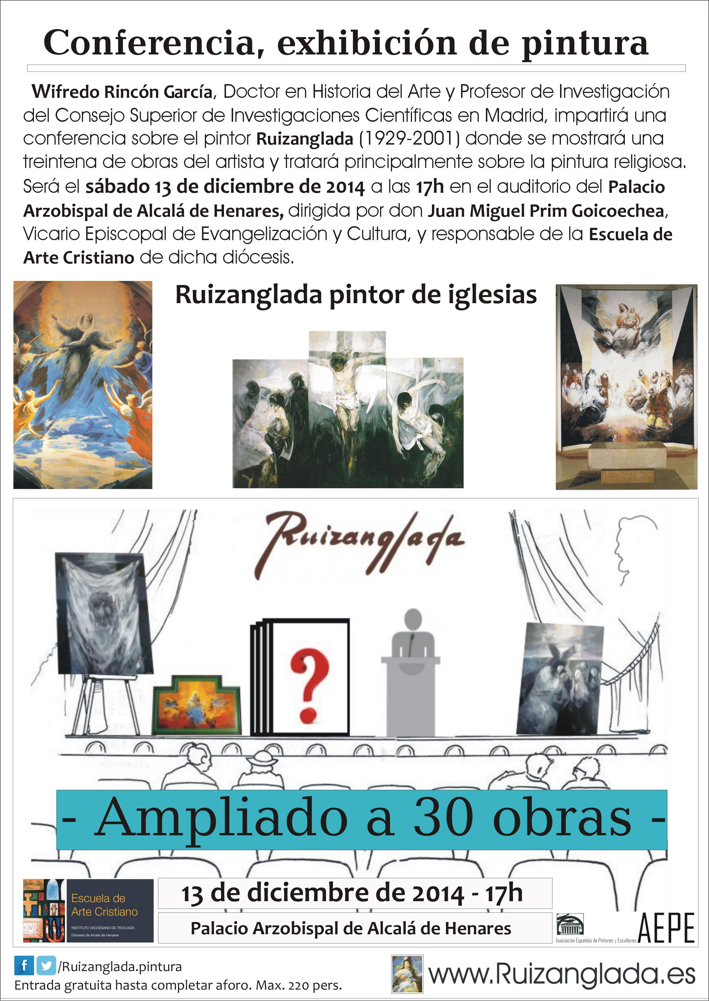 Ruizanglada Alcalá de Henares