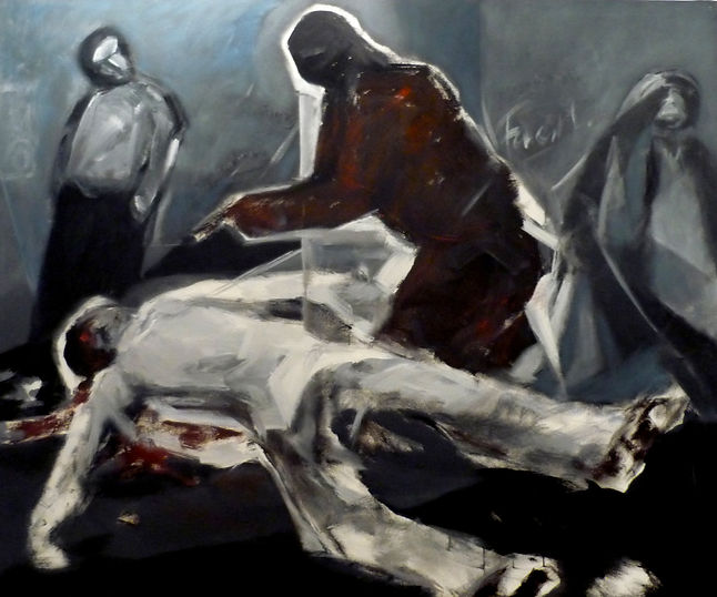 Ruizanglada - Social Muerto Civil 150x180