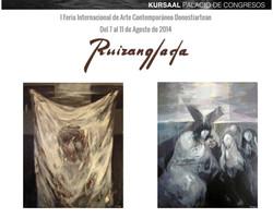 Ruizanglada - Donostiartean