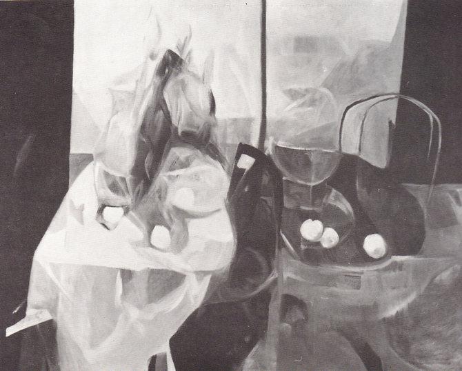 Ruizanglada - Bodegones en la ventana 162x130