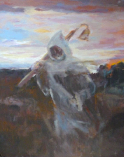 Ruizanglada - Monje labrador 146x114cm