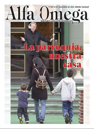 Ruizanglada Prensa 2014 11 13 Alfa y Omega No 903 Arzobispado de Madrid - Tirada Nacional - Página 19 2 imagenes Ruizanglada - Portada