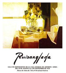 Ruizanglada Catálogo - 1979 Caja de Ahorros Soria, España