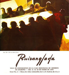Ruizanglada Catálogo - 1979 Caja de Ahorros Logroño, España