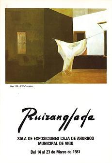 Ruizanglada Catálogo - 1981 Caja de Ahorros Municipal de Vigo, España