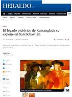 Ruizanglada Prensa - Heraldo de Aragón 2014 08 08