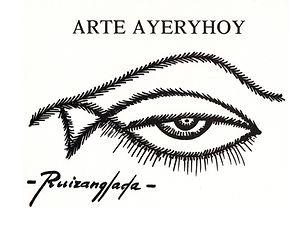 Ruizanglada Catálogo - 1976 Galeria Arte ayer y hoy Alicante, España