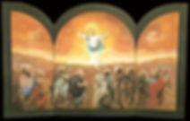 Ruizanglada - Ascension 110x70 Acrílico sobre tabla
