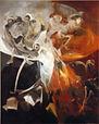 Ruizanglada. Arte. Pintura de Ruizanglada. Pintura religiosa. Pintura taurina. Tauromáquia. Fine art. Galería. Cuadros.