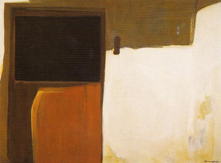 Ruizanglada - Media Puerta 97x130 1977