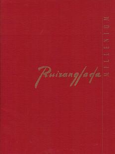 Ruizanglada Catálogo Libro - 1999-2000 Sala de Antiguedades Aroya, Zaragoza, España.