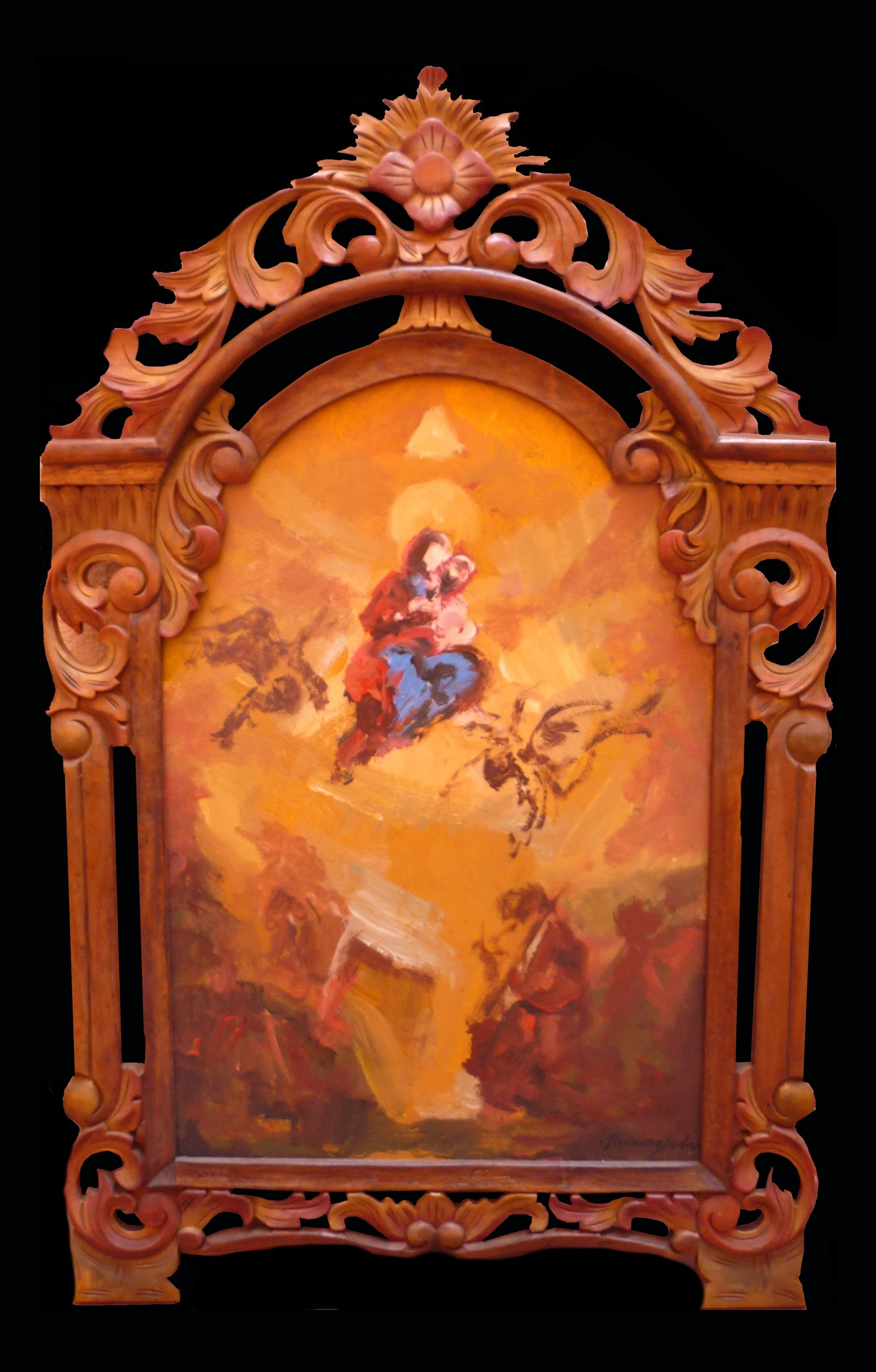 Ruizanglada - Venida de la Virgen