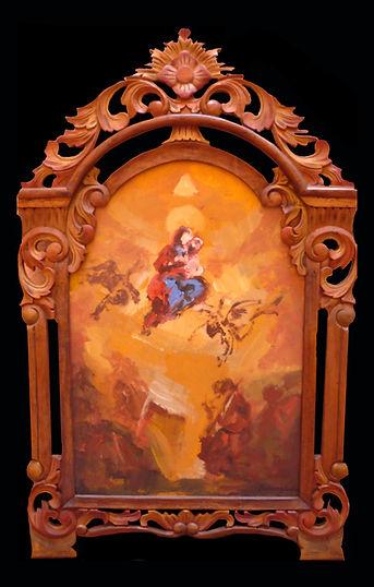 Ruizanglada - Venida de la Virgen 83x53