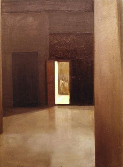 Ruizanglada - Puerta - Titulo desconocido - 1982-1986 aprox Origen diapositiva NXXX213