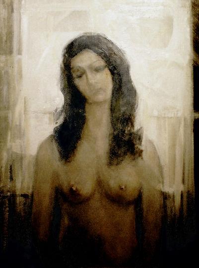 Ruizanglada - Desnudo NXXX227 - Titulo desconocido - 1972-1976 aprox Origen diapositiva
