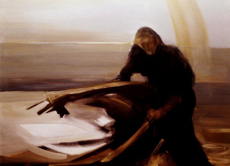 Ruizanglada - Pescador 195x150 1978