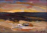 Ruizanglada - Paisaje 22x16cm Años 90 NXXX376