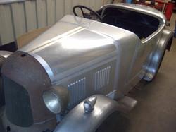 Austin 7 Swallow Roadster