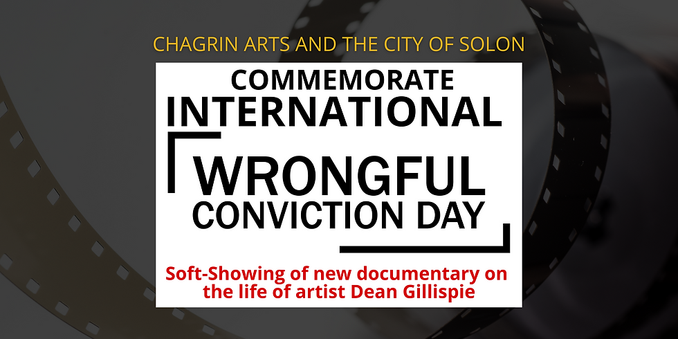 International Wrongful Conviction Day