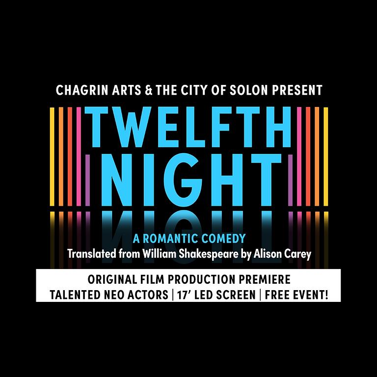 Shakespeare's Twelfth Night: Showing #2
