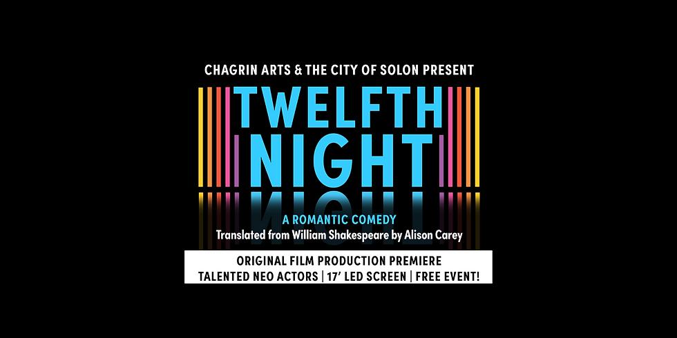Shakespeare's Twelfth Night: Showing #1