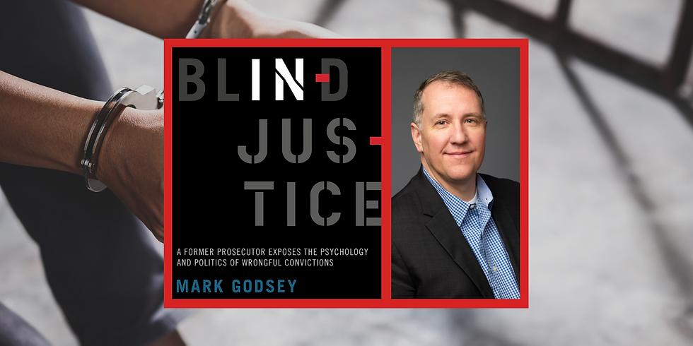 Virtual Book Club - Blind Injustice