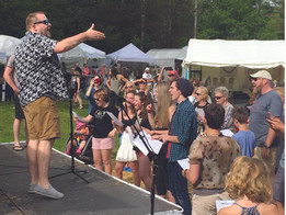 Nate at Art by the Falls 2019.jpg